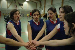 L'équipe féminine de Rennes