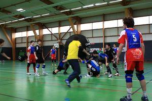 Rennes 2 lors de la 2ème journée de championnat à Nantes