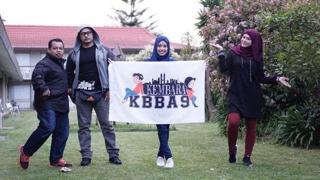Kembara #KBBA9 Cosmoderm Kolaborasi Bersama Ikhlas Tours Jelajah New Zealand