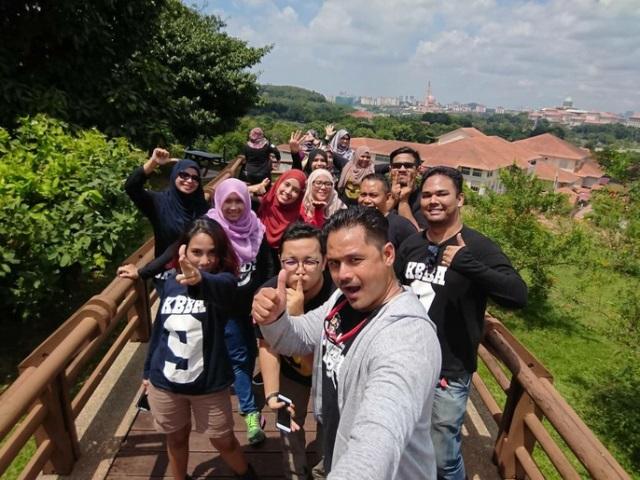 Taman Warisan Pertanian Putrajaya Apa Blogger KBBA9 Buat Di Sana?