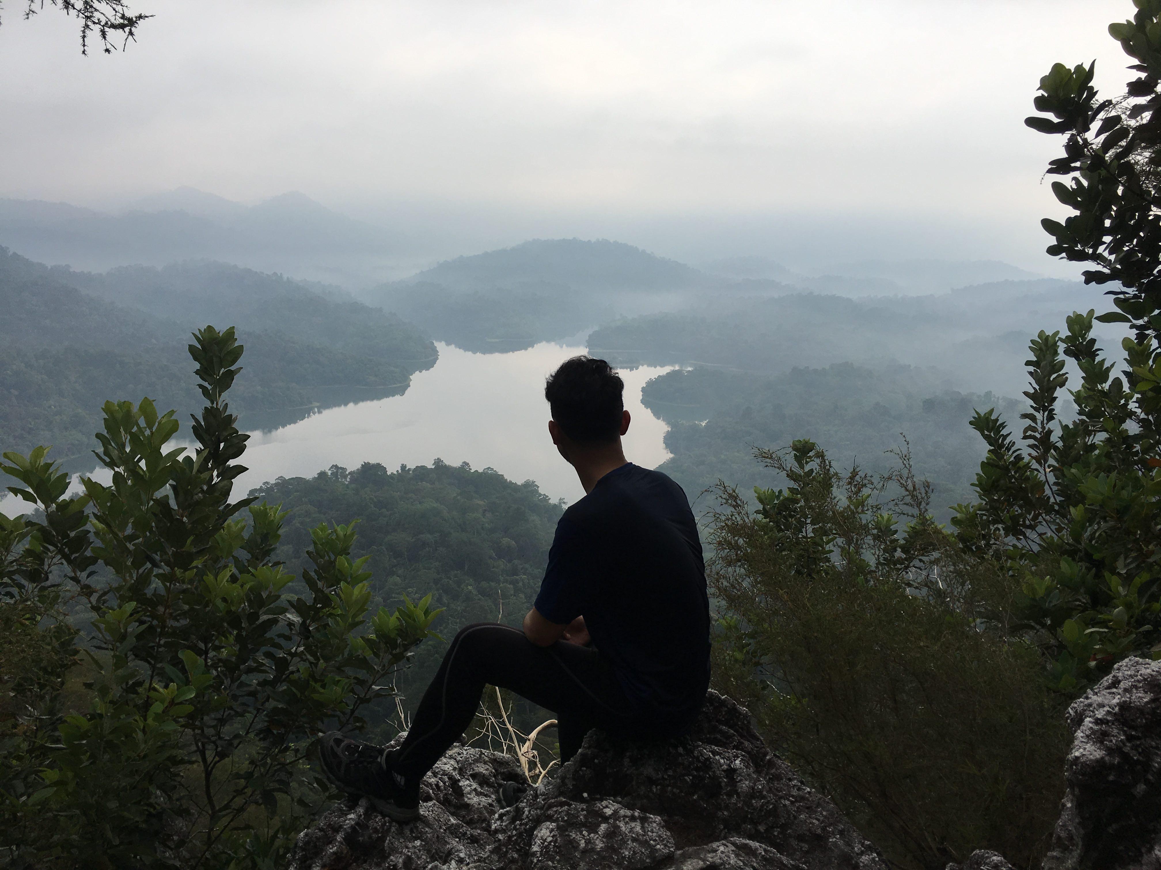 Aktiviti Hiking (Mendaki) Bukan Hanya Untuk Kesihatan