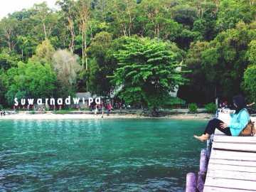 Wisata Sumbar Pulau Suwarnadwipa 4