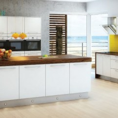 Best Kitchen Cabinets For The Money Stove Colorado Matt White Slab Door