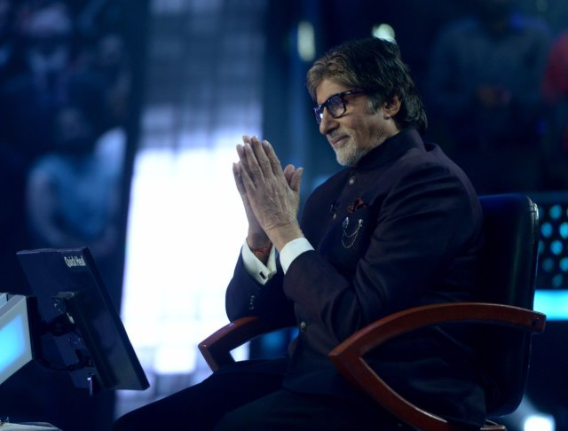 kbc amitabh birthday
