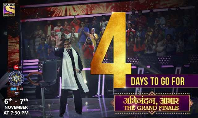 4 days to go grand finale