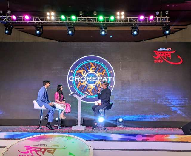 Utsav 2019 With Dr Mashur Gulati – Playing KBC