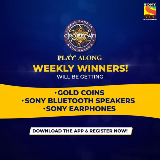 KBC Episode No 30 Quiz Play Now