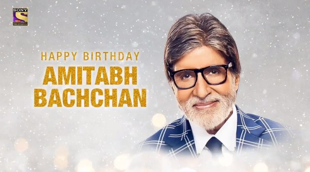 Happy Birthday Amitabh bachchan KBC 12