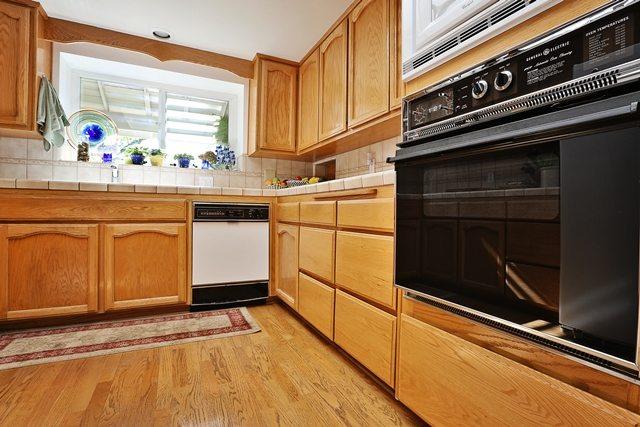 1970's kitchen renovation.