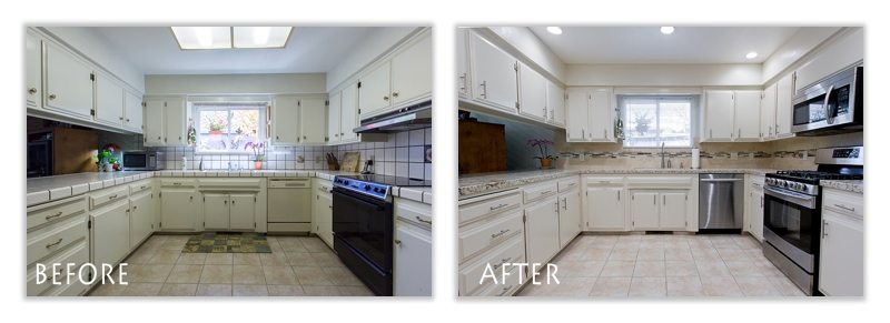 Lodi kitchen renovation