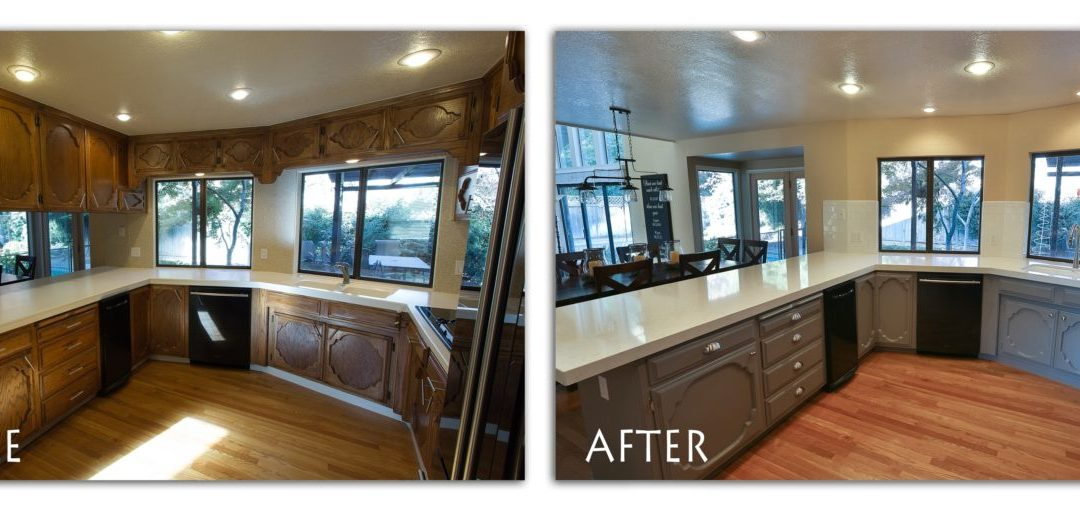 Kitchen Remodel Sebastian Drive Turlock, CA Video Testimonial