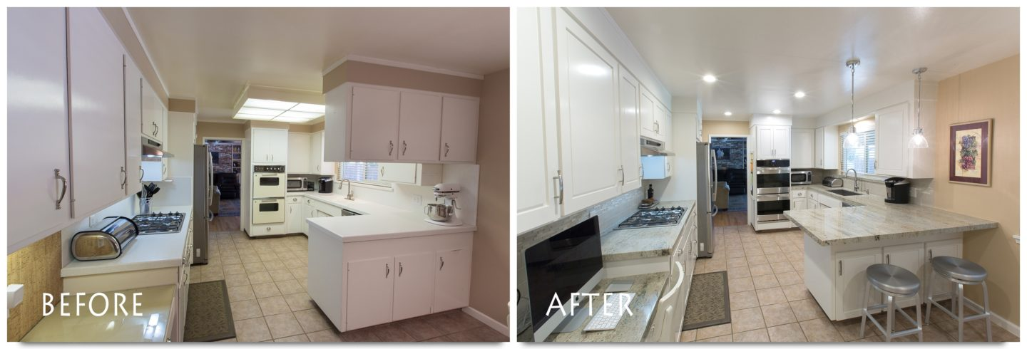 At 52 Years Old, This Modesto, CA Kitchen Was Ready For Some New Life And  The KitchenCRATE Kitchen Remodel Team Was Honored To Make That Happen!