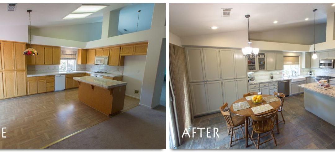 Project Complete – kitchenCRATE Matthew Court, Escalon, CA