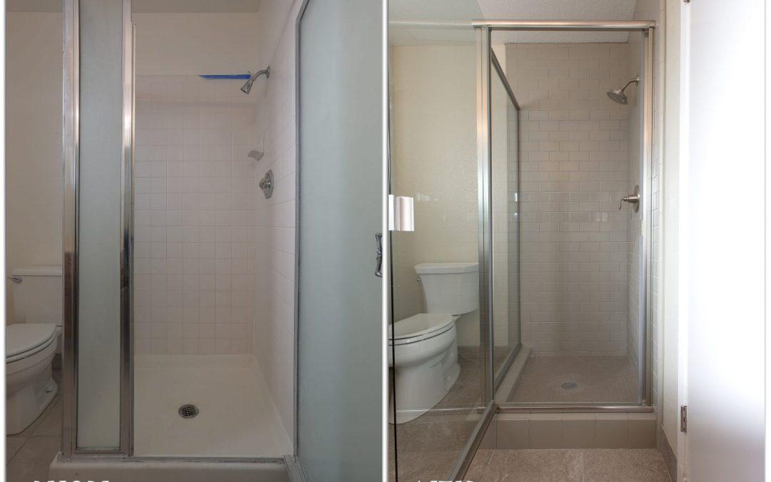 Bathroom Remodeler Modesto Completes bathCRATE Graywood Court