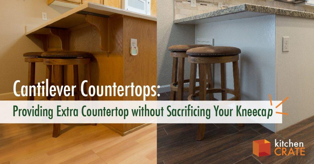 Cantilever Countertops