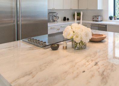 Elegant Marble Counters