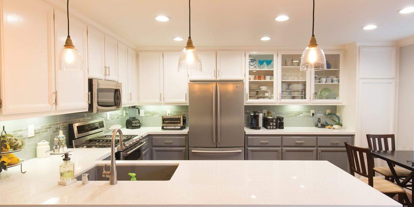 how much does it cost to refinish kitchen cabinets pool table combo and bathroom remodels - kitchencrate & bathcrate ...