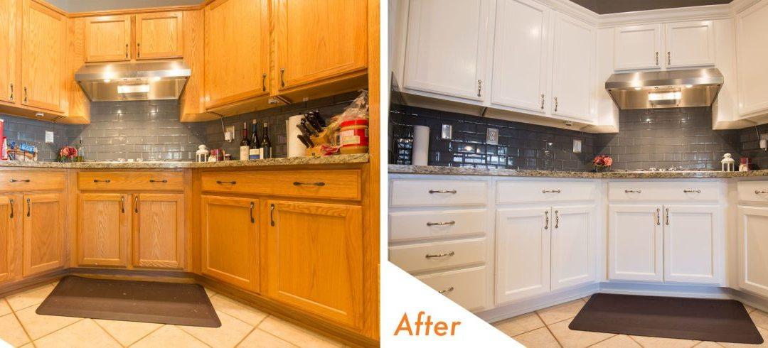 kitchenCRATE Refinish Marina Cove Circle in Elk Grove, CA Complete!