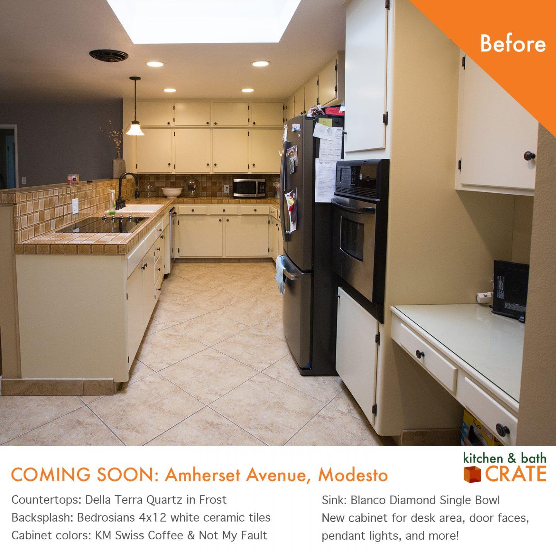 kitchencrate amherst avenue is underway