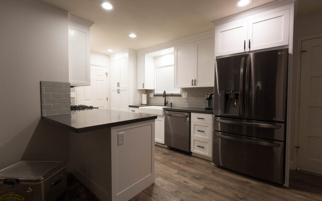 KitchenCRATE Custom Foothills Court in Oakdale, CA Complete!