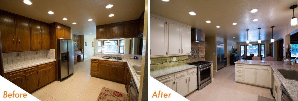 modern kitchen renovations.