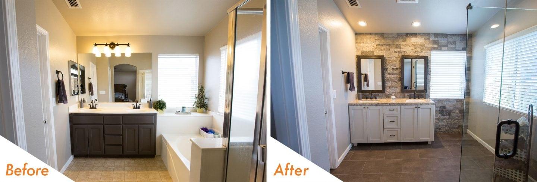 BathCRATE Destiny Drive In Turlock CA Is Complete Kitchen Bath - Bathroom remodel turlock ca