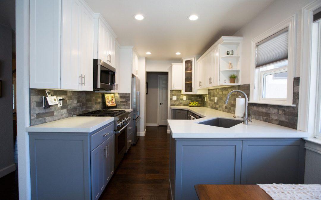 KitchenCRATE Mason Street Pleasanton, CA Complete!