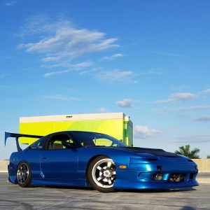 Nissan 240SX S13, by s13asa