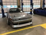 1991 Nissan Silvia/240SX, by chickflick33