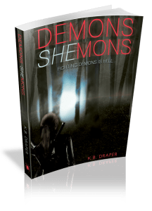 Demons Shemons Book Cover