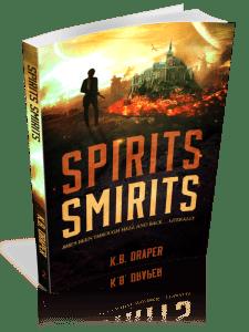 Spirits Smirits Book Cover