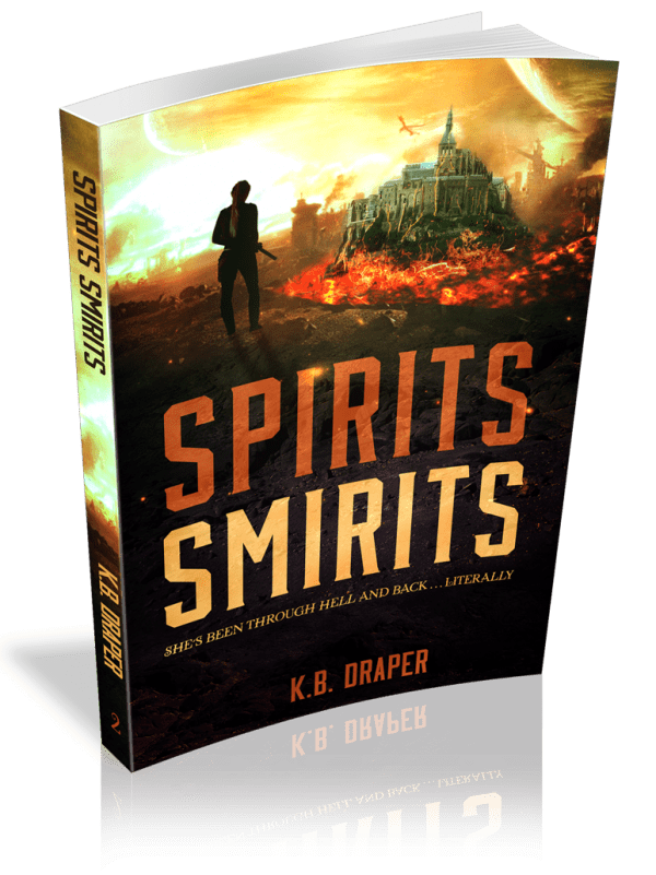 Spirits Smirits Book Cover