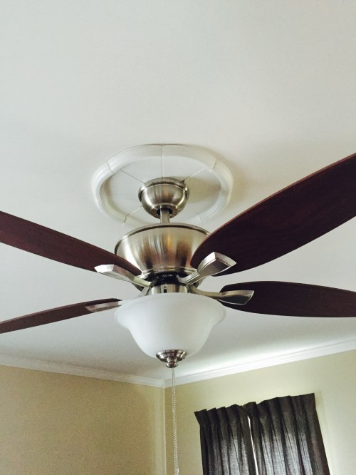 small resolution of ceiling fan installation