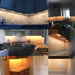Under Cabinet Kitchen Lighting Options Waste Basket Benefits And