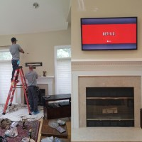 TV Wall Mount Installation Archives - KB Electric LLC