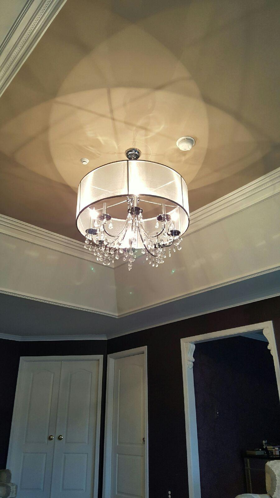 Chandelier Installation Hiring A Licensed Electrician