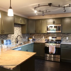 Kitchen Track Lighting Fixtures Single Hole Faucet With Pull Out Spray Upgrades To Consider For Your Remodel
