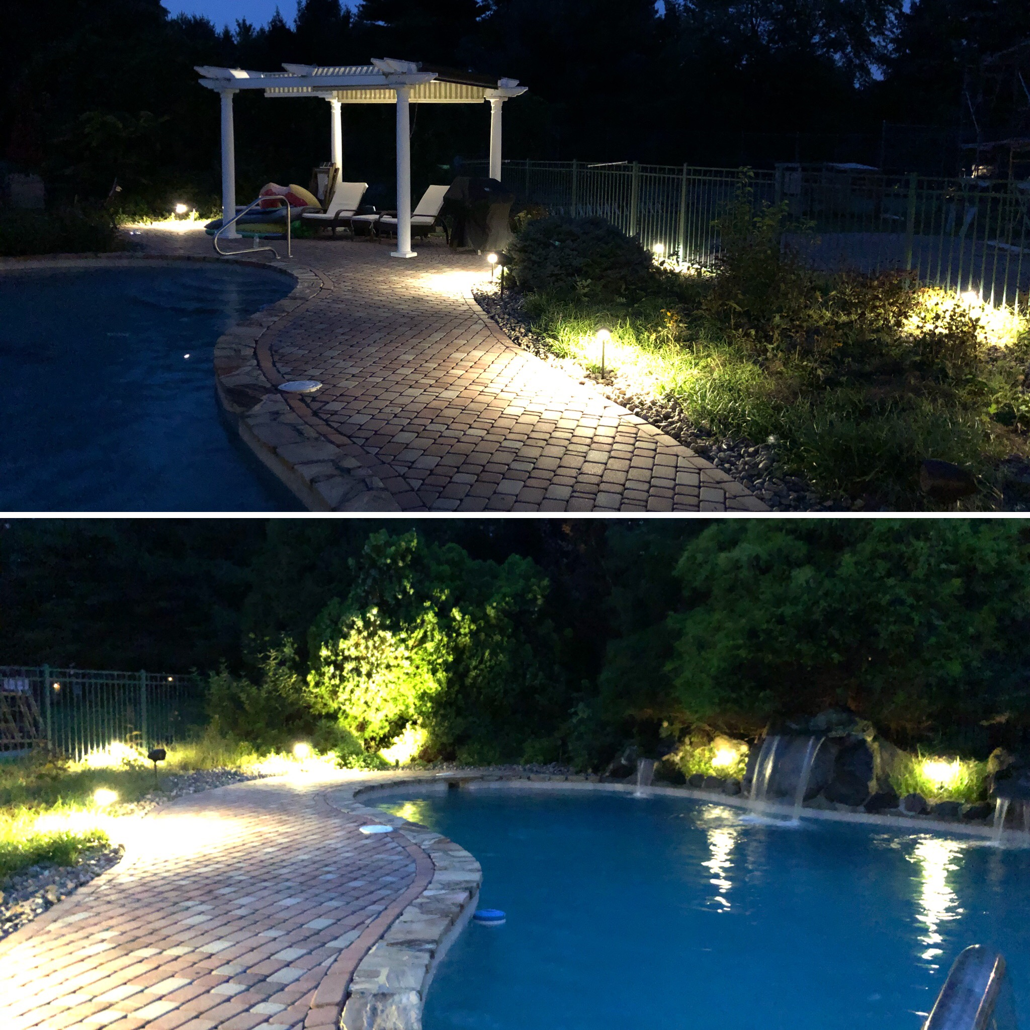 pool area lighting why you should put