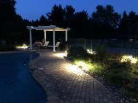 Pool Area Lighting Ideas | Cool Ways To Put Lighting ...