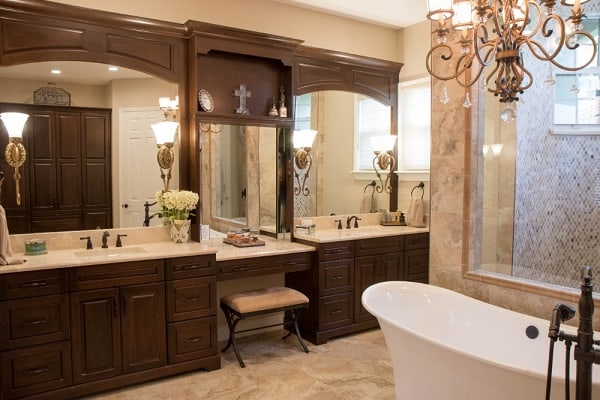 Custom Orlando Bathroom Remodeling Company  Kbf Design