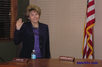 Barbara Beck rejoins the CSD Board of Directors on January 5