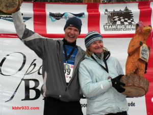 Fastest Bears in the Bear: Ted and Heather Devito
