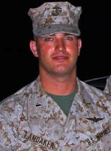 1st Lt. Jared Landaker