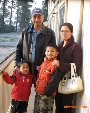 The parents of Kushan (left) and Kushal, Keshar and Sujana Bhandari, own and operate the Himalayan Restaurant on Pine Knot Avenue in Big Bear Lake. Sujana and Kushal continue to recover from their injuries; a memorial for Kushan was held on August 7, on what would have been his first week of kindergarten.