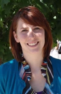 Big Bear Chamber's new Communications and Events Coordinator Angela Meyers