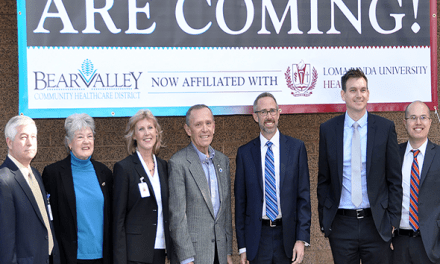 Loma Linda University Health and the Bear Valley Community Healthcare District Enter Into An Affiliation Agreement