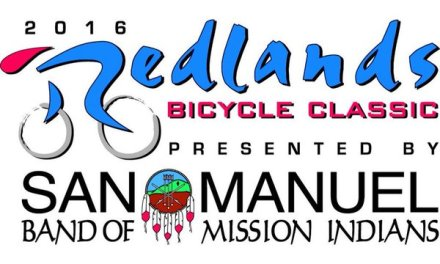 2016 Redlands Bicycle Classic Underway
