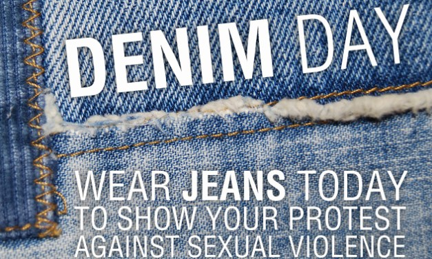 Please Join DOVES In Showing Support For Denim Day On Wednesday, April 27th!