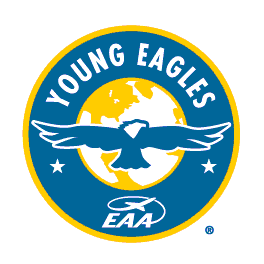 Young Eagles – Kids Fly Free (ages 8-17) 8:30-11:00 AM  + Pancake Breakfast