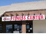 Weight Room Gym in Big Bear Lake Closed.  Photo David Dopps